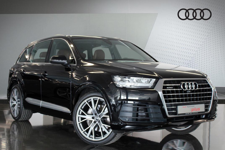 Audi Q7 45 TFSI Quattro Luxury Design+ (Ref.#5468) - 2018