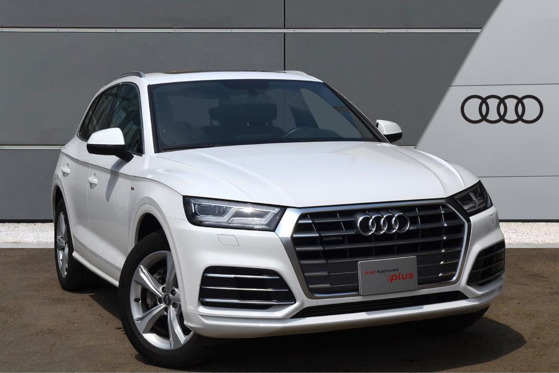 Audi Q5 quat. 2.0 - 2018