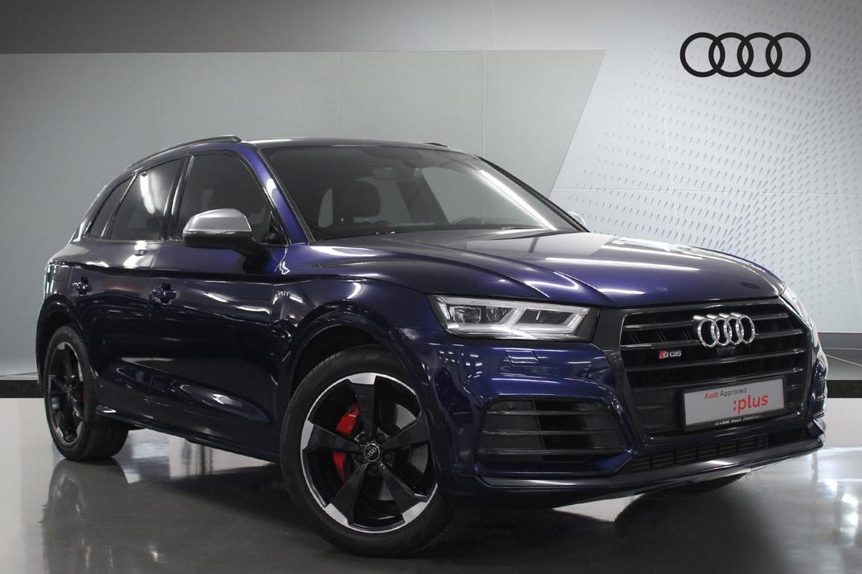 Audi SQ5 3.0 TFSI Quattro 354hp (Ref.#5478) - 2018