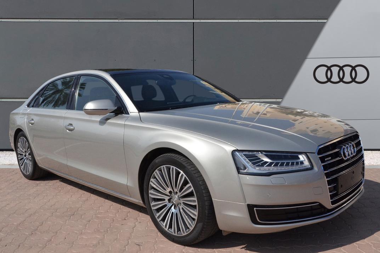 Audi A8L quat 3.0 V6 - 2017
