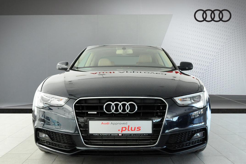 Audi A5 Coupe quattro. 2.0 TFSI - 2014
