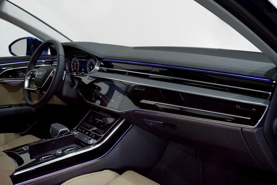 Audi A8 55TFSI qauttro - 2019