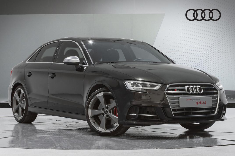 Audi S3 Sedan 285HP - 2019