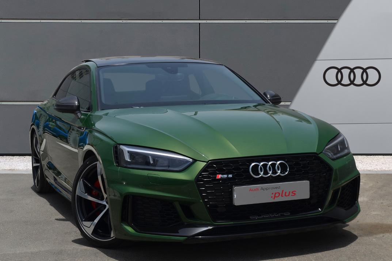 Audi RS5 Coup qu. 2.9 V6 - 2018