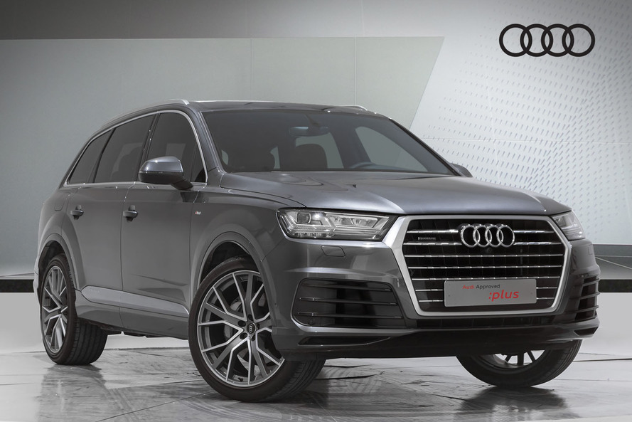 Audi Q7  55TFSI SPORT EXCLUSIVE EDITION - 2019