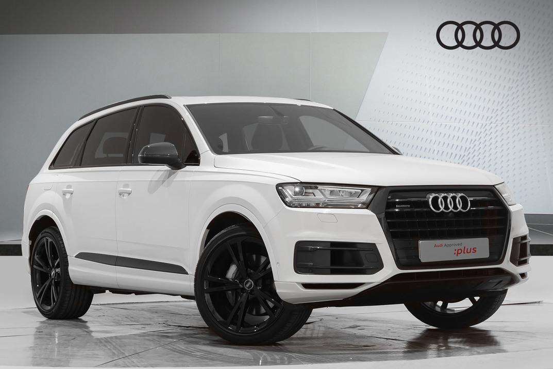Audi Q7  55TFSI CARBON EXCLUSIVE EDITION - 2019