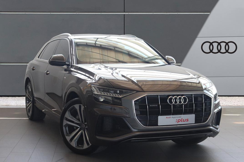 Audi Q8 55 TFSI quatto