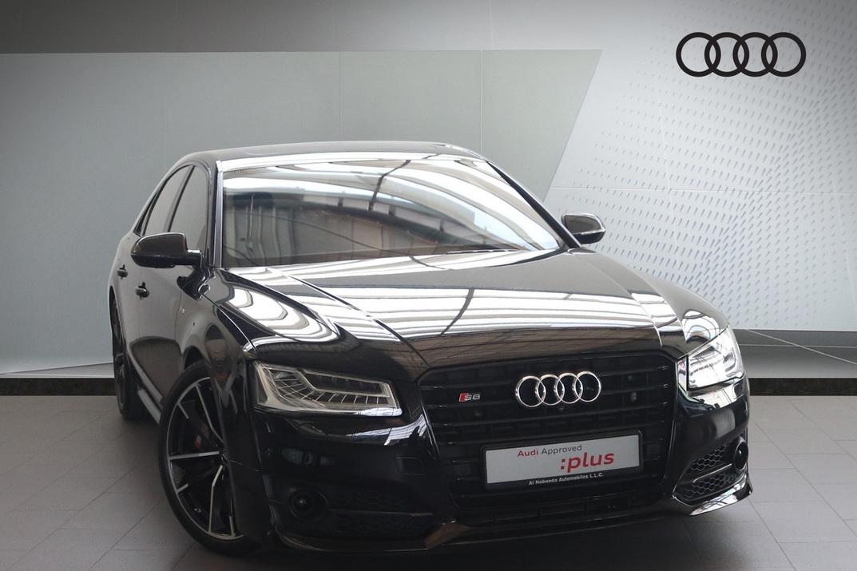 Audi S8 plus quattro