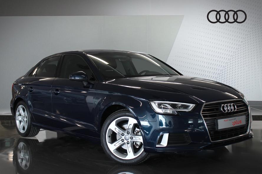 Audi A3 Sedan Sport 35 TFSI 150hp (Ref.#5581) - 2018