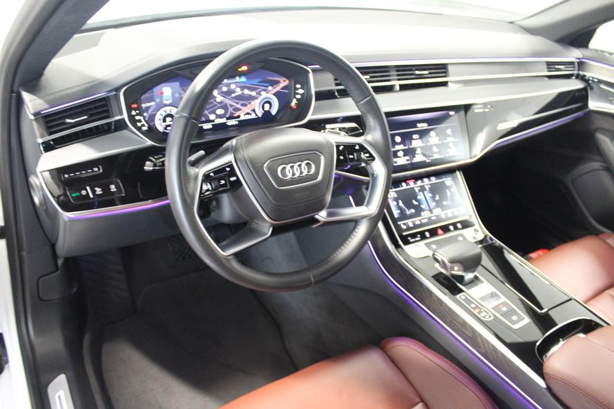 Audi A8L 55TFSI quattro (Ref.#14187) - 2018