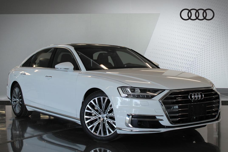 Audi A8L 55TFSI quattro (Ref.#5599) - 2018