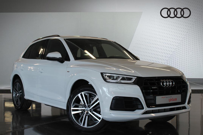 Audi Q5 45 TFSI quat 252hp Sport (Ref.#5582) - 2019