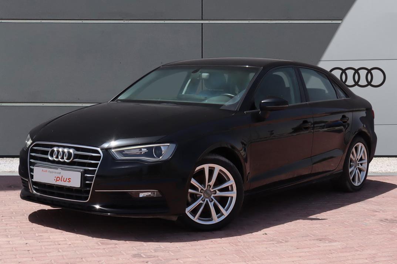 Audi A3 Saloon 1.4 (125 hp) - 2016