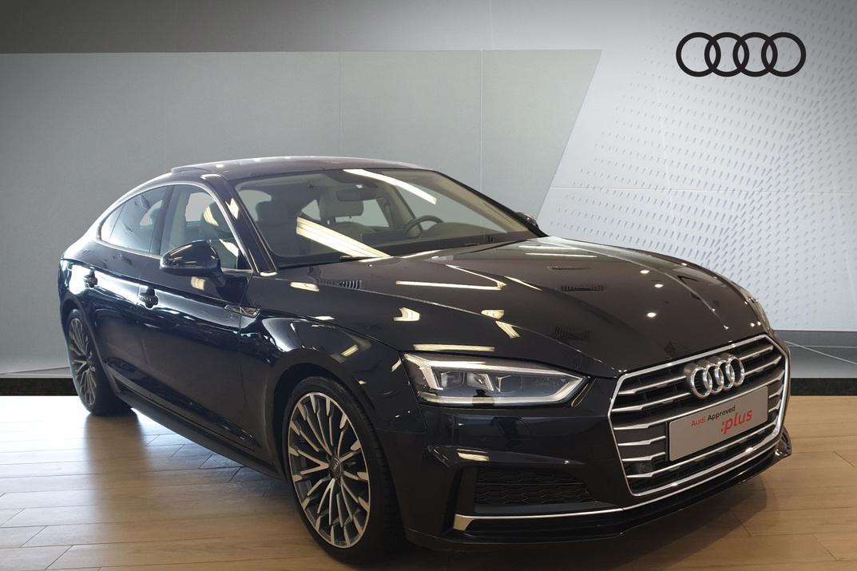 Audi A5 Sportback   2.0    I4  140      A7 - 2017