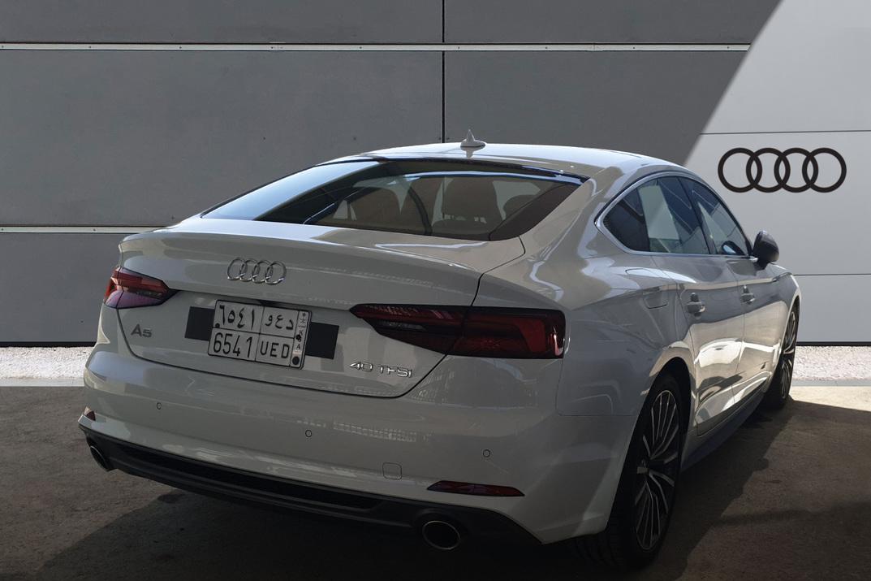 Audi A5 Sportback Design 2.0 TFSI S tronic (190 hp) - 2019