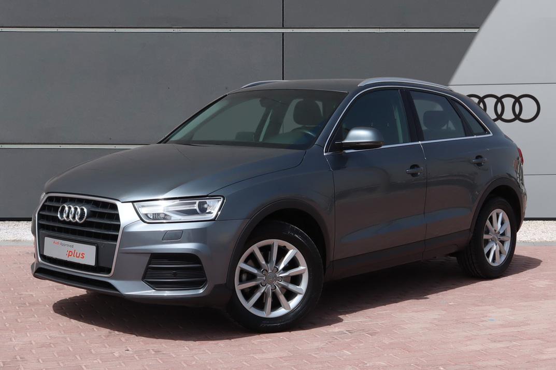 Audi Q3 1.4L (150 hp) - 2017