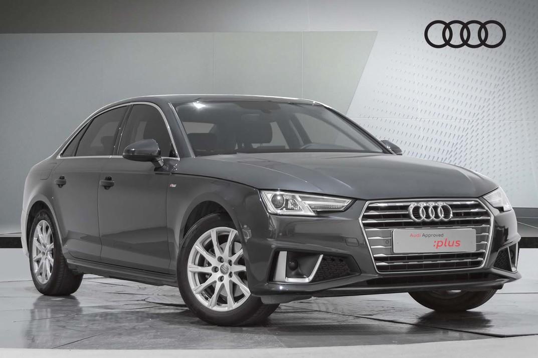 Audi A4 35 TFSI - 2019