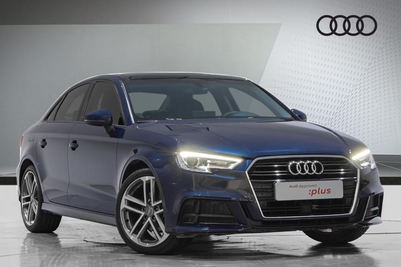 Audi A3 35TFSI - 2019