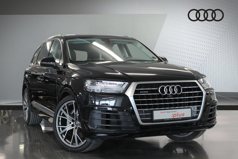 Audi Q7 55 TFSI quattro 333 hp (Ref.#5605) - 2019
