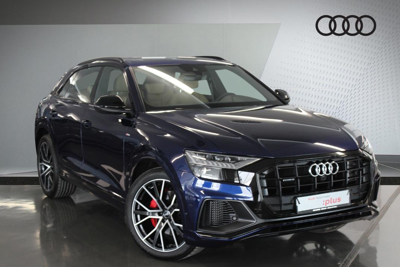 Audi Q8 55TFSI quattro (Ref.#5606) - 2019