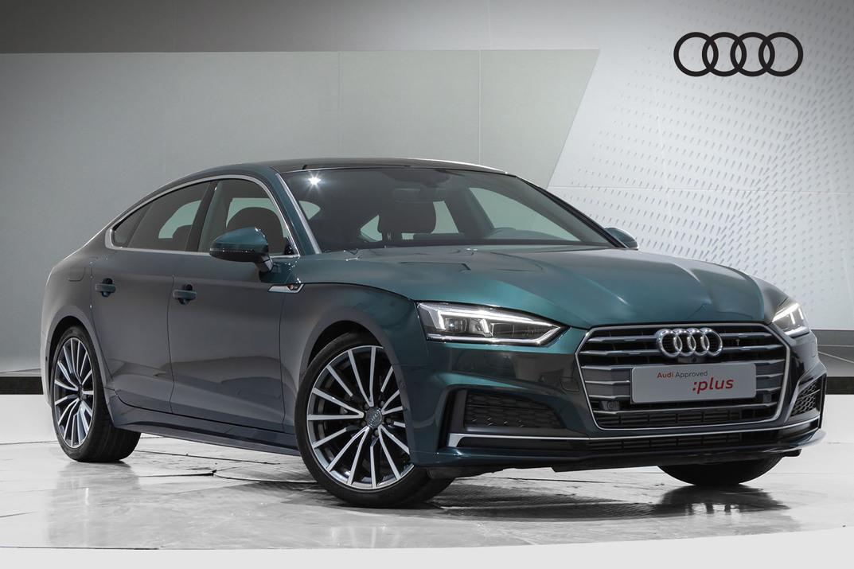 Audi A5  40TFSI Sportback - 2019