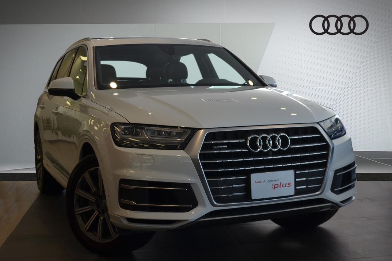 Audi Q7 3.0 TFSI quattro tiptronic (333 hp) - 2019