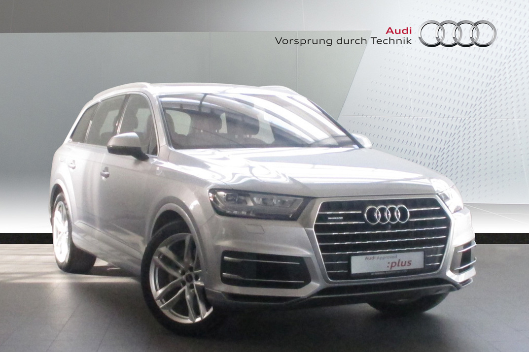 Audi Q7 45 TFSI quattro luxury package