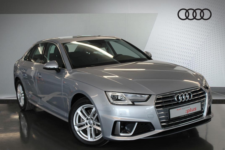 Audi A4 S-Line Sedan 35TFSI S tronic (Ref#5620) - 2019