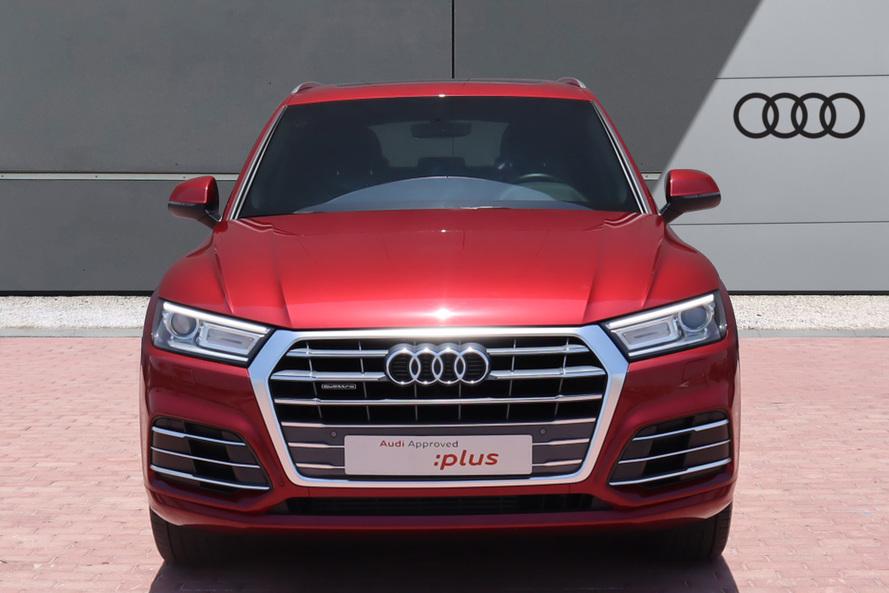 Audi Q5 quattro 2.0 (252 hp) - 2018