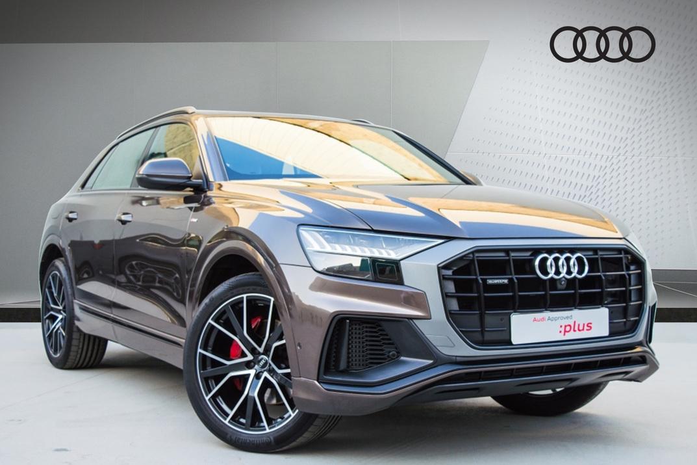 Audi Q8 55 TFSI quattro - 2019