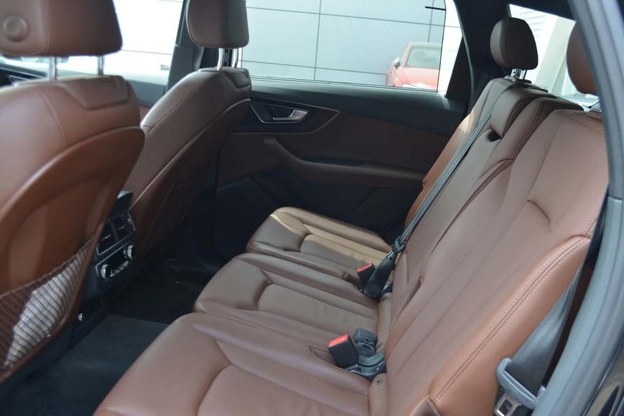 Audi Q7 2.0 TFSI quattro tiptronic (252 hp) - 2019