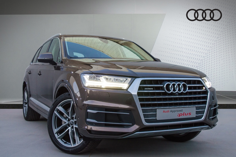 Audi Q7 40 TFSI quattro - 2019