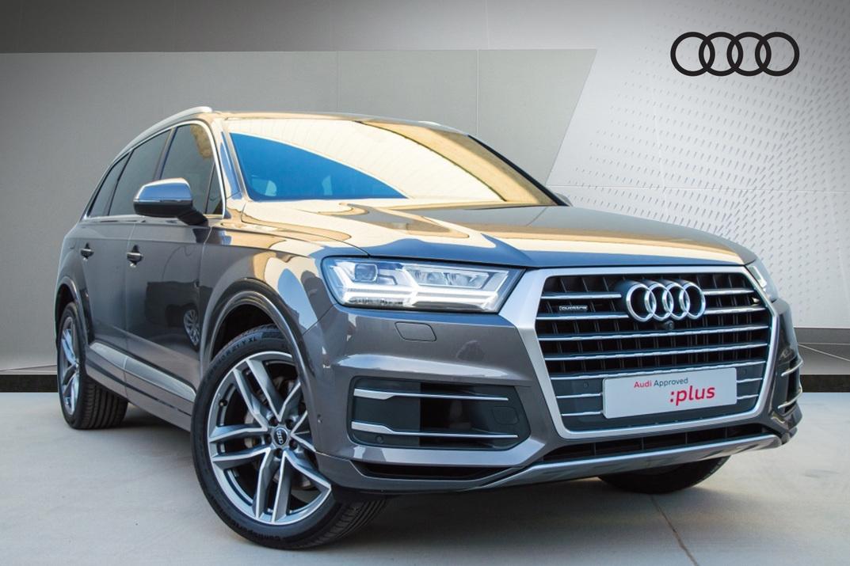 Audi Q7 55 TFSI quattro - 2019