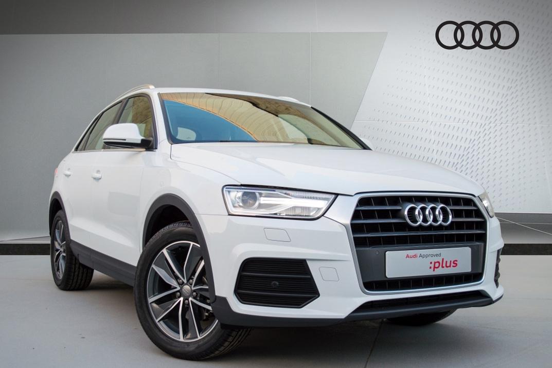 Audi Q3 30 TFSI - 2018