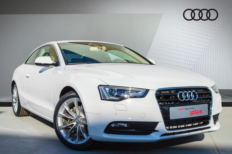 Audi A5 Coupe 35 TFSI - 2016