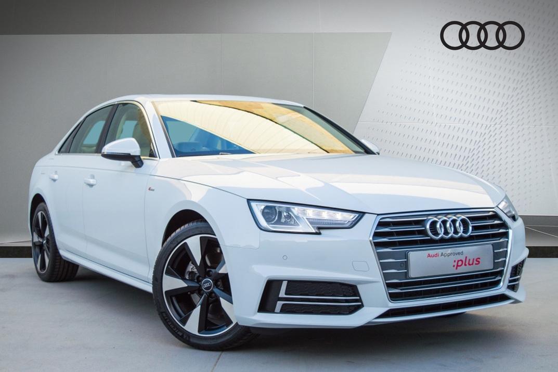 Audi A4 Sedan 30 TFSI - 2017