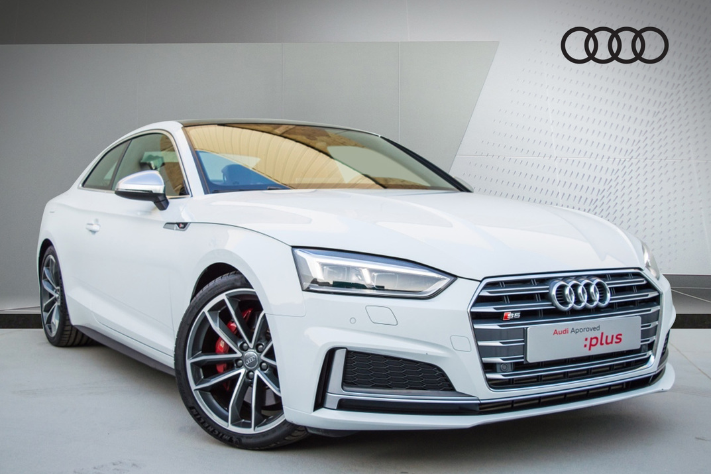 Audi S5 Coupe 3.0 TFSI quattro - 2017