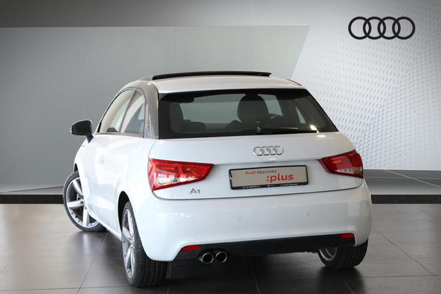 Audi A1 1.4 90 DSG - 2013