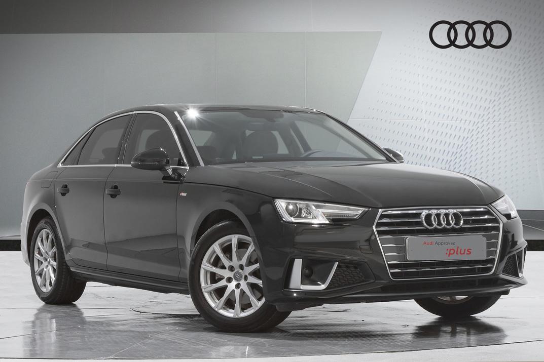 Audi A4 30TFSI SPORT EDITION - 2019
