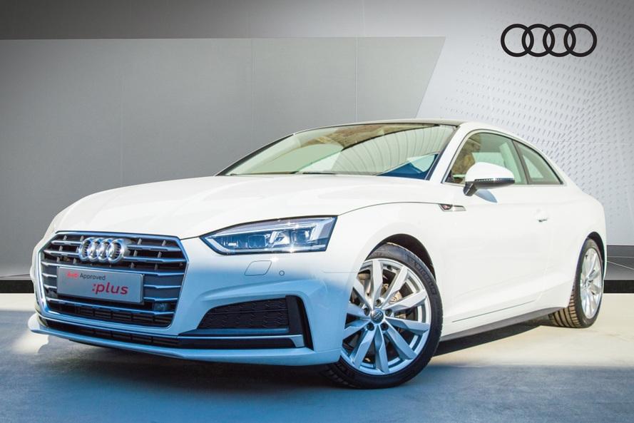 Audi A5 Coupe 40 TFSI - 2018