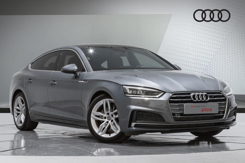Audi A5 40 TFSI  SPORTBACK - 2019