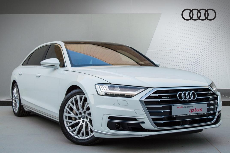 Audi A8L 55 TFSI quattro - 2018