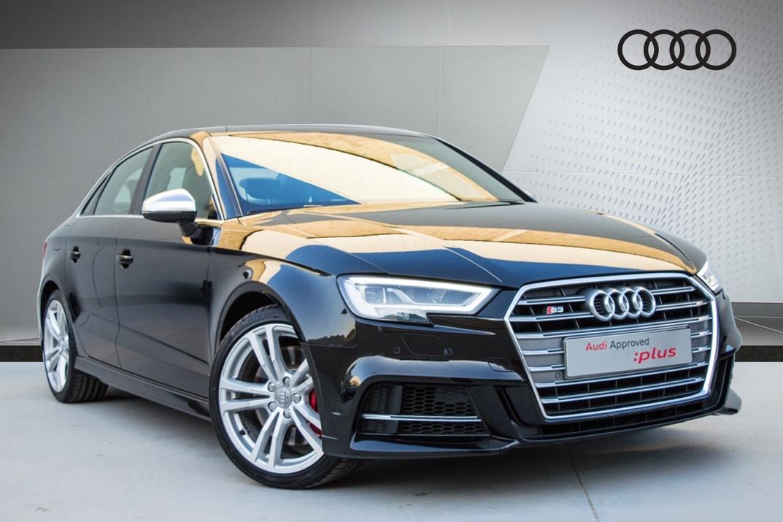 Audi S3 Sedan 2.0 TFSI quattro - 2019
