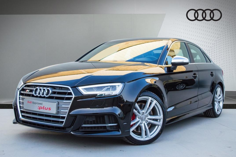 Audi S3 Sedan 2 0 Tfsi Quattro 2019 Pre Owned Audi Approved