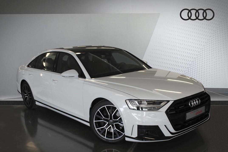 Audi A8L 55 TFSI quattro 340hp Black Edition (Ref#5630) - 2020