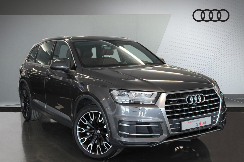 Audi Q7 45 TFSI quat 252hp High - 2019