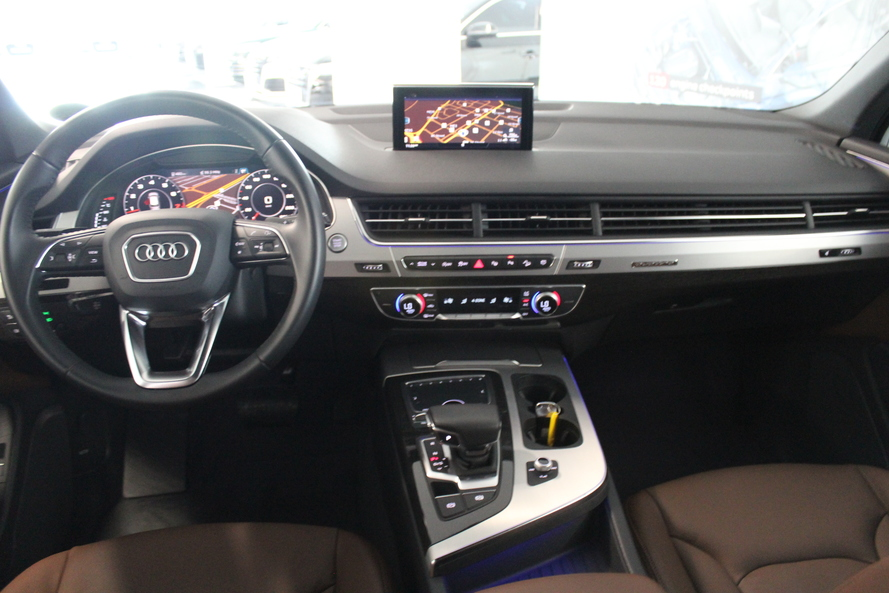 Audi Q7 45 TFSI quat 252hp High - 2019