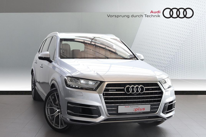 Audi Q7 45 TFSI quattro luxury package