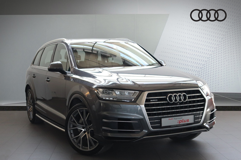 Audi Q7 55 TFSI quattro Limited Edition Package