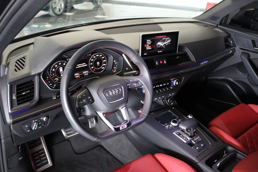 Audi SQ5 3.0 TFSI quattro 354hp (Ref#5647) - 2019